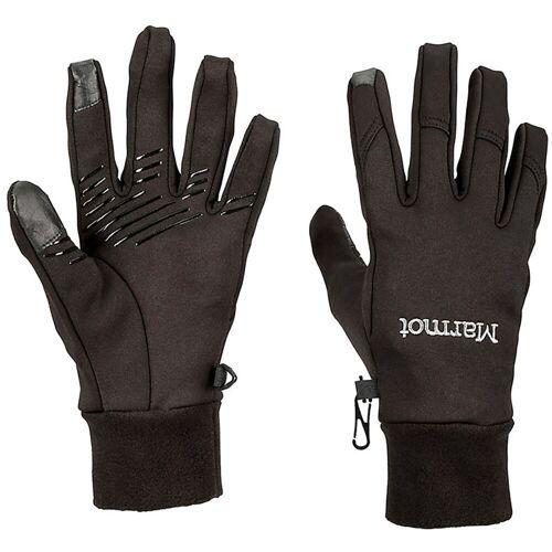 Marmot Connect Handschuhe Frauen - L Schwarz   Handschuhe