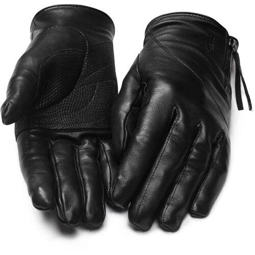 Rapha Town Lederhandschuhe Frauen - S Schwarz   Handschuhe