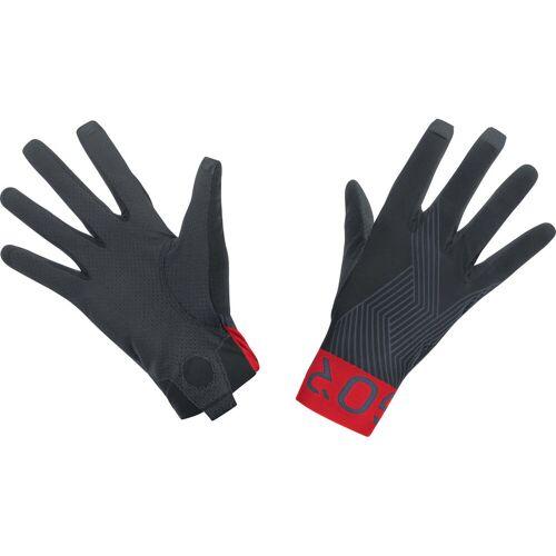 Gore Wear C7 Pro Handschuhe - 8 black/red   Handschuhe