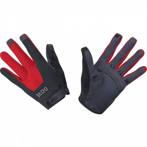 Gore Wear C5 Trail Handschuhe - 10 black/red   Handschuhe