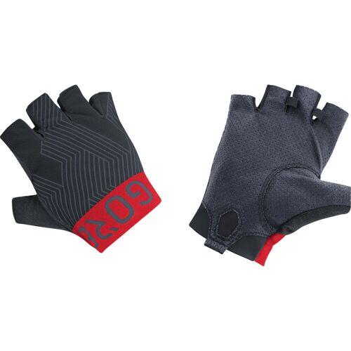 Gore Wear C7 Pro Handschuhe (kurz) - 10 black/red   Handschuhe
