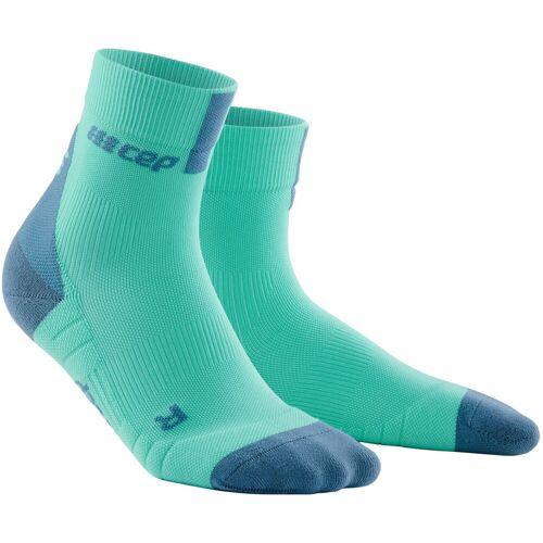 CEP 3.0 Socken Frauen (kurz) - S Mint/Grey   Socken
