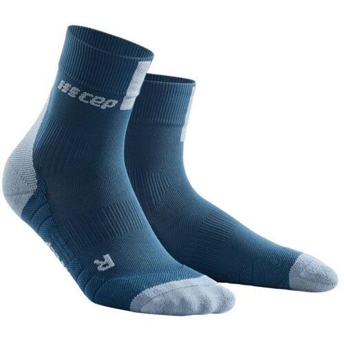 CEP 3.0 Socken Frauen (kurz) - L Blau / Grau   Socken