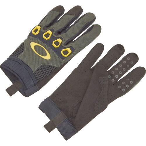 Oakley New Automatic Handschuhe 2.0 - S Gelb   Handschuhe