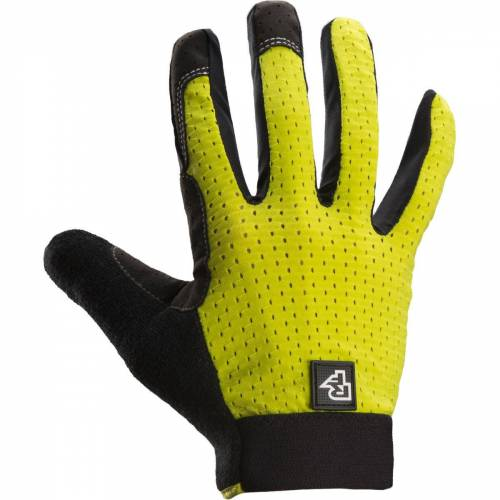 Race Face Stage Radhandschuhe - XS Gelb/Schwarz   Handschuhe