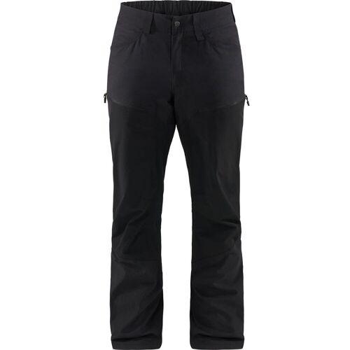 Haglöfs Mid Flex Hose - L True Black Solid   Hosen
