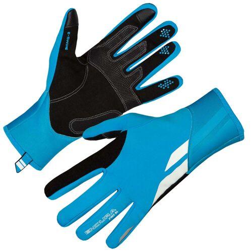 Endura Pro SL Radhandschuhe (winddicht) - XS Blau   Handschuhe