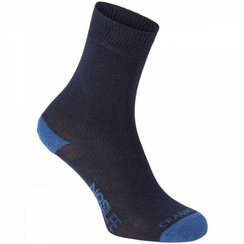 Craghoppers NosiLife Socken Frauen (2er Pack) - UK 9-12   Socken