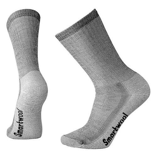 Smartwool Hike Medium Crew Socken - Medium Gray   Socken