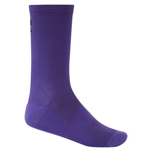 Ratio Pretty Plain Socken (20 cm) - UK 9.5-12 (EU 44-47) Lila   Socken