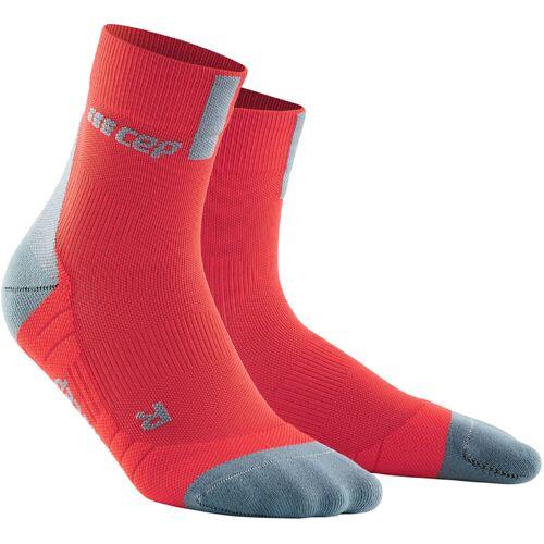 CEP 3.0 Socken (kurz) - M Lava/Grey   Socken
