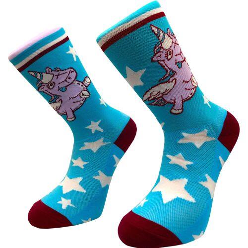 Primal Unicorn Socken - S/M Unicorn    Socken