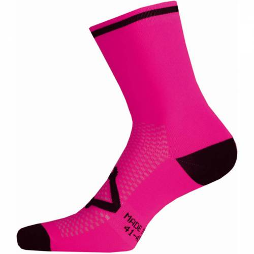 Nalini AIS Lampo 2.0 Socken - S/M Rosa   Socken