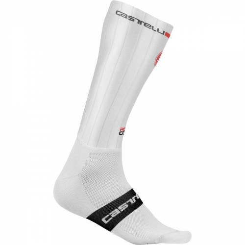 Castelli Fast Feet Radsocken - L/X Weiß   Socken