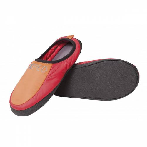 Exped Camp Slipper - Large Rot   Hausschuhe