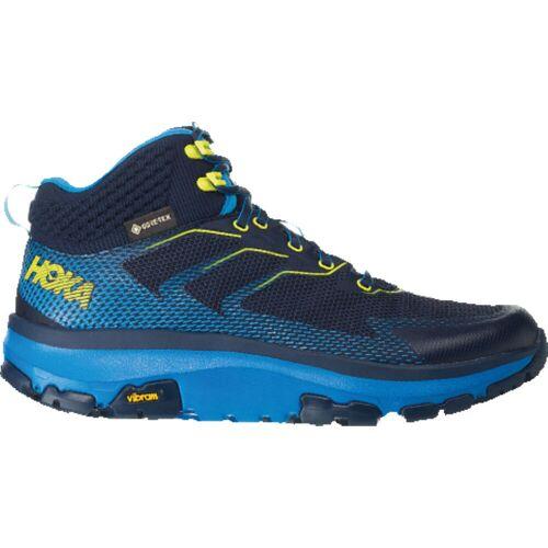 Hoka One One SKY Toa GTX Wanderschuhe - UK 12 Black Iris/Blue   Schuhe