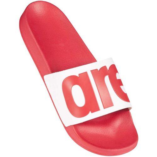 Arena Urban Slide Flipflops - 44 Rot   Flipflops