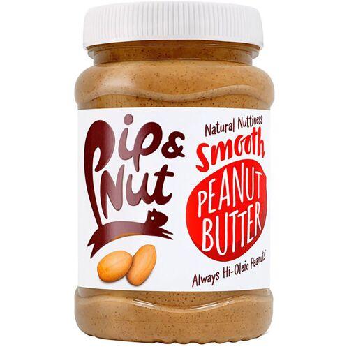 Pip & Nut Erdnussbutter (400 g) - 400g Smooth Peanut Butter