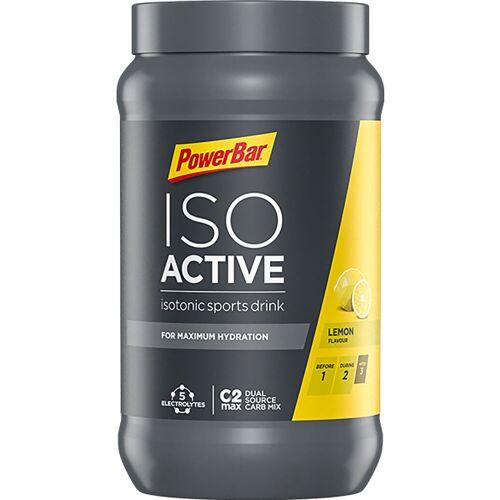PowerBar - Isoactive Getränkemix - 1,32 kg - 1.32kg Zitrone