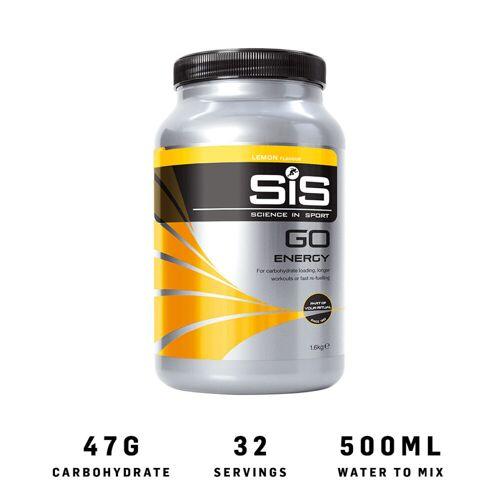 Science in Sport GO Energy (1,6 kg) - 1.6kg Zitrone   Getränkepulver