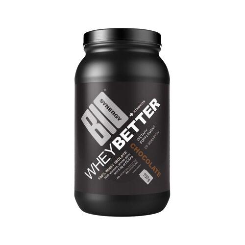 Bio-Synergy - Whey Better Proteinpulver (750 g) - 750g Schoko