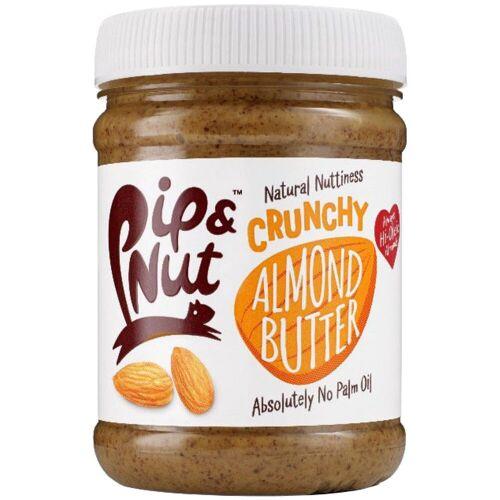 Pip & Nut Crunchy Mandelbutter (225 g) - 225g Crunchy Almond Butte