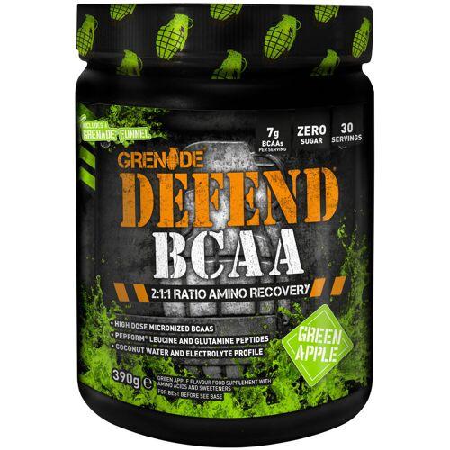 Grenade Defend BCAA Pulver (390 g) - 390g  Green Apple