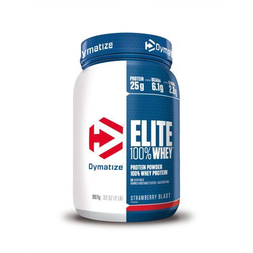 Dymatize Elite Whey Proteinpulver (907 g) - 901-1000g Strawberry