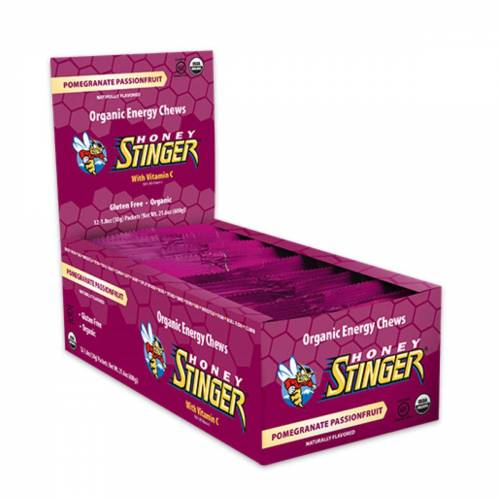 Honey Stinger Energy Chews Kaubonbons (12 x 50 g) - 11-20   Kaubonbons