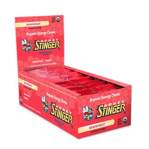 Honey Stinger Energy Chews Kaubonbons (12 x 50 g) - 11-20 Grapefruit