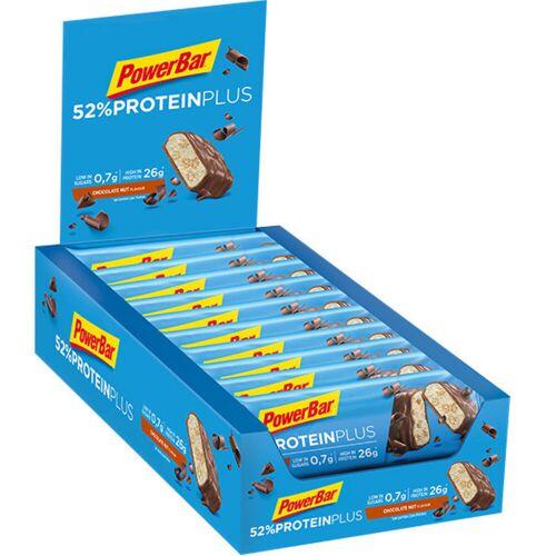 PowerBar Protein Plus 52% Proteinriegel (20 x 50 g) - 41-60g   Riegel