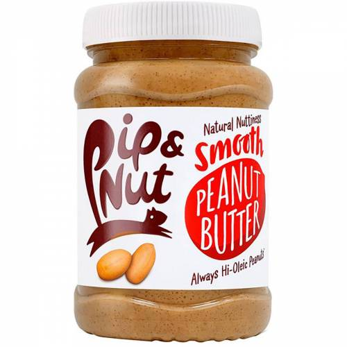 Pip & Nut Erdnussbutter (400 g) - 400g Smooth Peanut Butter