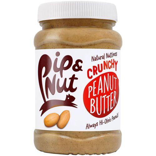Pip & Nut Erdnussbutter (400 g) - 400g Crunchy Peanut Butte
