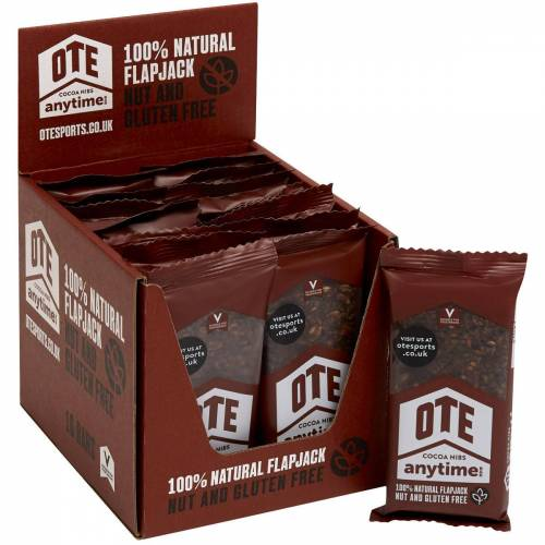 OTE Anytime Riegel (16 x 62 g) - 16 x 62g Cacao   Riegel