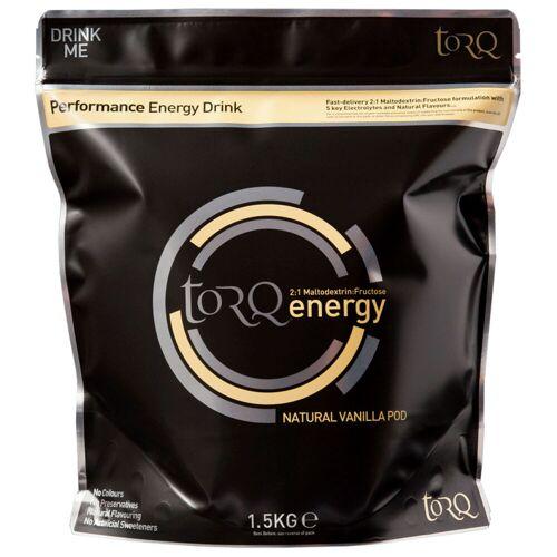 Torq Energy Getränkepulver (1,5 kg) - 1.5kg Vanilla Pod