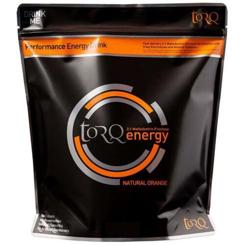 Torq Energy Getränkepulver (500 g) - 500g Orange   Getränkepulver
