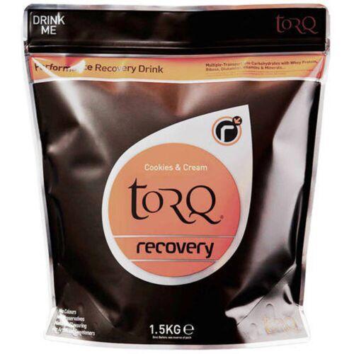 Torq Recovery Pulver (1,5 kg) - 1.5kg Cookies/Cream   Getränkepulver