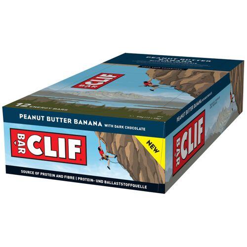 Clif Bar Riegel (12 x 68 g) - . 12 x 68g Peanut Butter Banana   Riegel