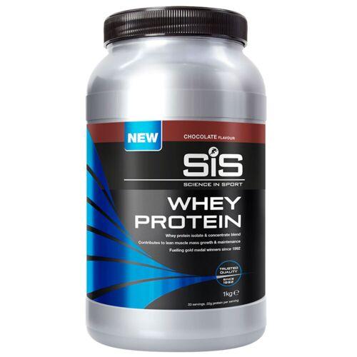 Science in Sport - Molkenprotein Pulver 1 kg - 1kg Schoko