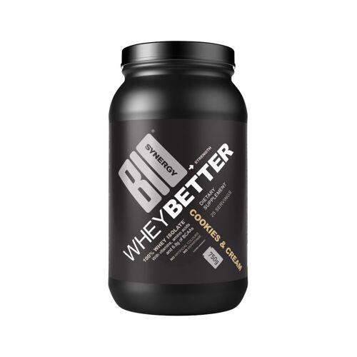 Bio-Synergy - Whey Better Proteinpulver (750 g) - 750g   Molkenprotein