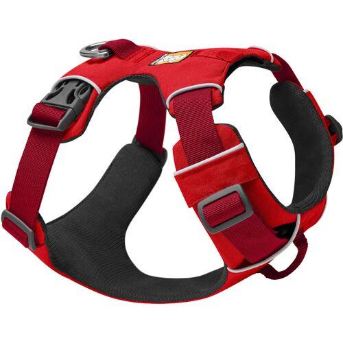 Ruffwear Front Range Hundegeschirr - M Red Sumac   Handtücher