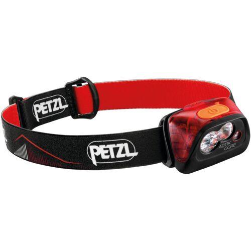 Petzl Actik Core Stirnlampe - One Size Rot   Stirnlampen