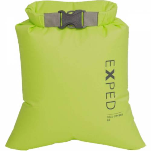 Exped Fold-Drybag Packsack BS XXS (1 L) - OS Lime   Packsäcke