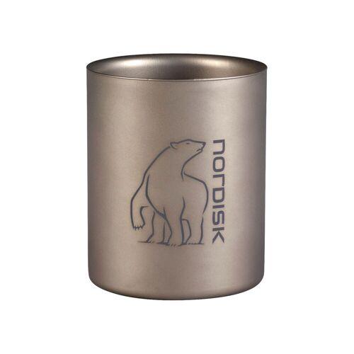 Nordisk Titanbecher (450 ml, Doppelwand)   Geschirr