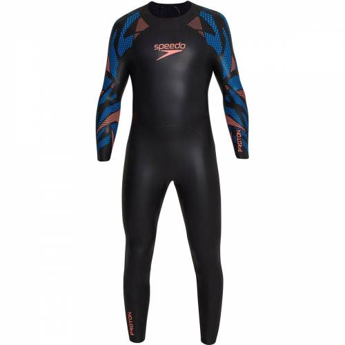 Speedo Fastskin Proton Neoprenanzug - Small BLACK/BLUE   Neoprenanzüge