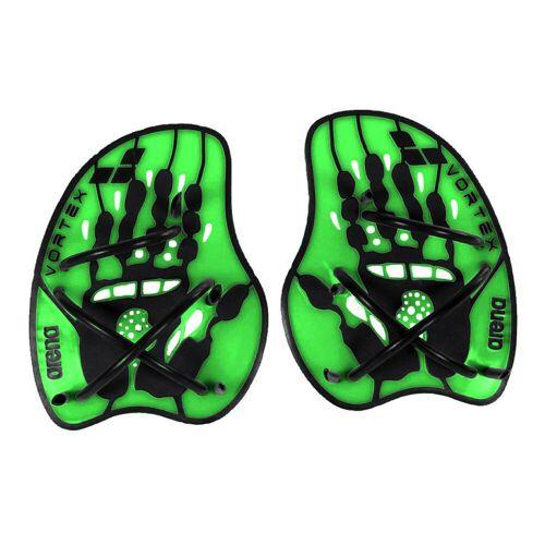 Arena Vortex Evolution Handpaddel - L Lime/Black   Paddel