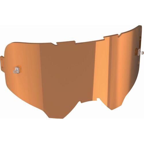 Leatt Iriz Brillenglas (verspiegelt) - One Size Braun