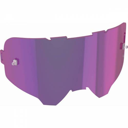 Leatt Iriz Brillenglas (verspiegelt) - One Size Purple 2