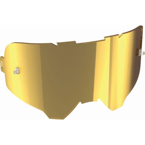 Leatt Iriz Brillenglas (verspiegelt) - One Size Gelb   Radsportbrillen
