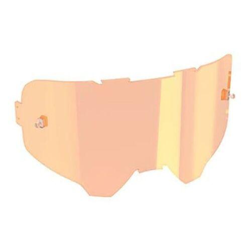 Leatt Standard Brillenglas - One Size Orange   Radsportbrillen
